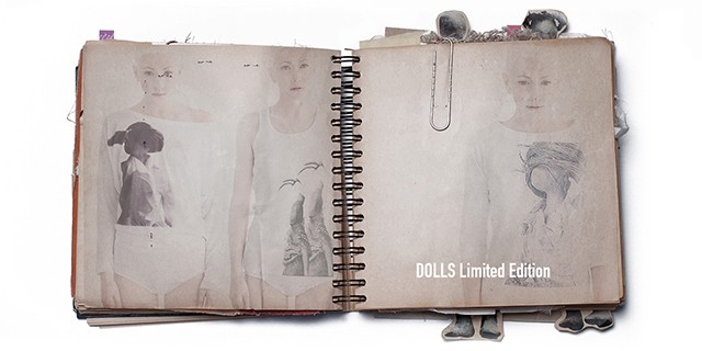 DOLLS Exclusive, limited edition.